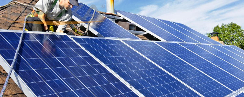 serwis paneli słonecznych