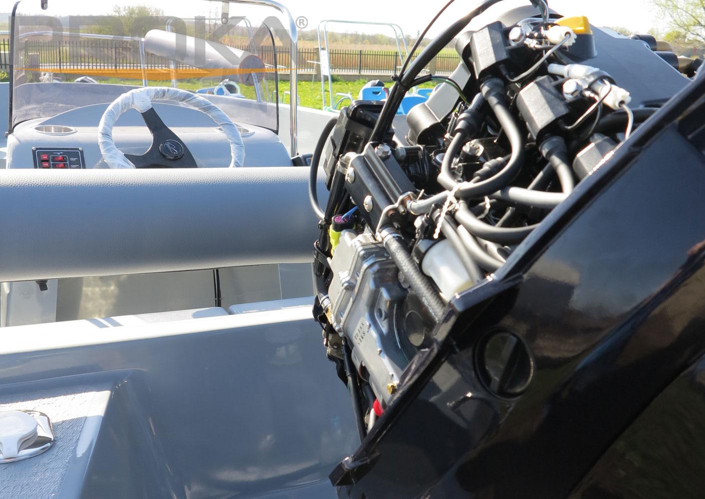 serwis motorówek