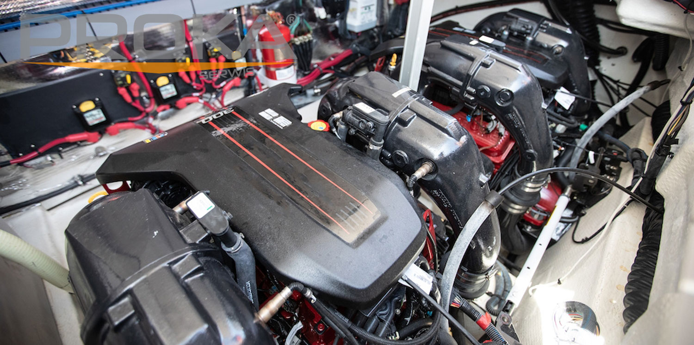 serwis silników motorówek